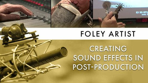 MP2- Project 3-FOLEY SOUND EFFECTS - Portsmouth High School Music